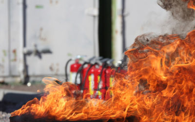 5 Reasons to Implement Fire Extinguisher Training