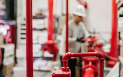 Fire Protection Systems Used in Oil & Gas Process Facilities